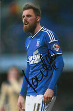 IPSWICH HAND SIGNED PAUL ANDERSON 6X4 PHOTO.