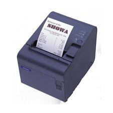 Epson Epsom TM-T90 POS receipt printer T90 M165A Black / Serial RS-232 JM