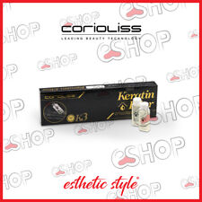 FIALE PER PIASTRA CORIOLISS K3-K5 CHERATINA/KERATIN ELIXR 5ML 12 PEZZI