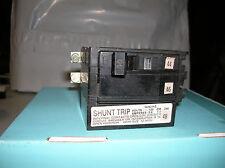 Square D QOB250-1021 50 AMP 240 VOLT BOLT-ON Circuit Breaker SQD SQ D shunt trip