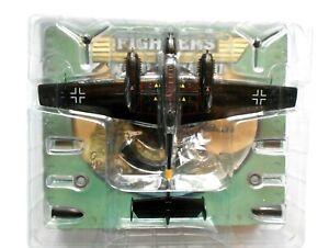 MESSERSCHMITT BF 110 E-2  HEINZ-WOLFGANG SCHNAUFER   ATLAS Fighters  1:72 #010