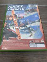 SSX Tricky (Microsoft Xbox, 2001) Complete! Black Label, Tested & Works! CIB