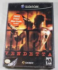 Die Hard Vendetta (Nintendo Gamecube) NEW Factory Sealed w/ Mini Guide *Tear