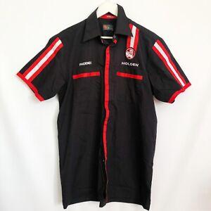 Phoenix Holden Staff Snap Button Front Pit Shirt Mens Medium