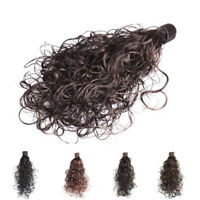 Women Afro Synthetic Hair Extension Curly Wig Ponytail Hairpiece Cosplay Props