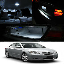 07-11 Toyota Camry Interior White Xenon LED Lamp Bulb Replacement Full Package