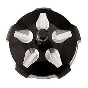Raptor  700    Revolver Billet Gas Cap  Alba Racing  402 TB B