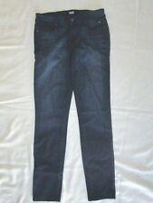 NEW! Paige size 26 $199 skyline ankle peg skinny stretch blue jeans LOW rise