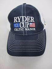 Ryder Cup Celtic Manor 2010 Imperial Mesh Cap Trucker Hat Imperial HT NWT