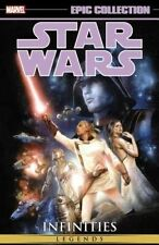 Star Wars Epic Collection: Infinities by Dave Land, Christopher S. Warner (Paperback, 2015)