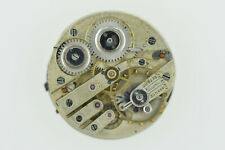 Early LeCoultre Pocket Watch Movement Good Balance 28.8 mm (SO114)