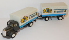 MICRO ALBEDO HO 1/87 CAMION BACHE MB MERCEDES L311 BEER BIERE BRAUHAUS TEGERNSEE