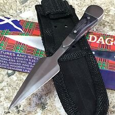 Belt/Bosom Hunting Knife Dagger Small Lightweight Self Defense New 203235 zix2-S
