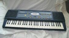 WORKING Quality Music KEYBOARD by ROLAND Model EM-10 Piano ELECTRIC Organ