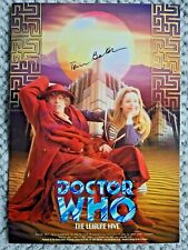 More details for dr/doctor who-  the leisure hive - signed print - tom baker
