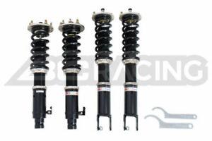 For 98-05 Volkswagen Passat BC Racing BR Series Adjustable Suspension Coilovers