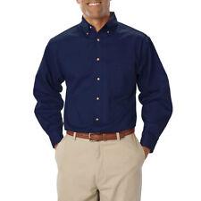 Camisas y polos de hombre de manga larga en azul talla S