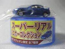 MAZDA RX-8 Blue Diecast Model SRMC Suntory BOSS Promo NIB