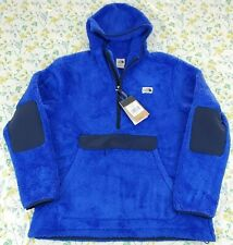 The North Face New Mens Campshire Sherpa Fleece XL Hoodie Pullover Jacket