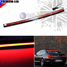 1pc Universal 36-Inch Roofline LED Third Brake Light Kit Above Rear Windshield