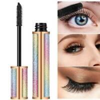 Vivid Galaxy Mascara 4D Silk Fiber Lashes Thick Lengthening Waterproof Mascara#