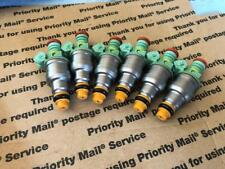 160LB UPGRADE!! 87-97 JEEP 4.0L BOSCH FUEL INJECTORS SET 6  EV1  0280150839