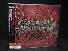 VOIVOD The Wake JAPAN 2CD Union Made Cryptopsy Kosmos Gorguts Tau Cross Martyr
