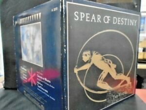 """SPEAR OF DESTINY """" THE WHEEL """" DOUBLEPACK EX+ COND.IN GATEFOLD PIC SL."""