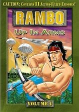 Rambo Vol 4 up in Arms 0012236180234 With Neil Ross DVD Region 1
