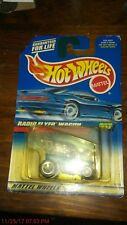 NIB Hot Wheels Radio Flyer Wagon #837 Blue 1/64 DIECAST CAR NEW IN BOX COLLECT