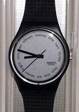 Swatch GB 134 The Burglar No Date