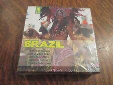 coffret 10 cd brazil plinio de oliveira, salsa zouc soca, adilson martins