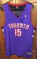 e9f75109f60e Nike Toronto Raptors Vince Carter   15 Basketball Jersey Men XL