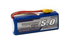 RC Turnigy 5000mAh 3S 40C Lipo Pack w/XT-90