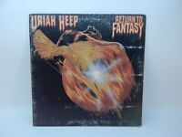 Uriah Heep Return to Fantasy LP 1975 Warner Bros BS 2869 Gatefold VG++