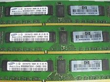 HP 2GB ECC REGISTERED RAM 2Rx8 PC3-10600R DDR3 500202-061 501533-001