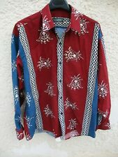 Chemise SOULEIADO made in France manches longues Provence Camargue 4