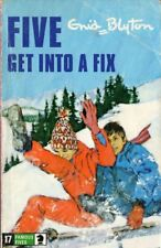 FIVE GET INTO A FIX (KNIGHT BOOKS) By EILEEN SOPER (ILLUSTRATOR .9780340104309
