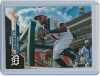 2020 Topps Series 1 TRAVIS DEMERITTE Black Parallel 15/69 Detroit Tigers #57 RC