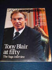 SAGA - TONY BLAIR - May 2003