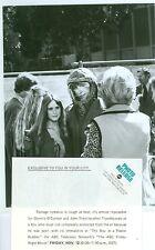 JOHN TRAVOLTA GLYNNIS O'CONNOR BOY IN A PLASTIC BUBBLE ORIGINAL '76 ABC TV PHOTO