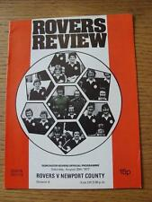 20/08/1977 Doncaster Rovers v Newport County  . No obvious faults.