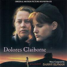 Dolores Claiborne-original bande sonore [1995] | Danny Elfman | CD