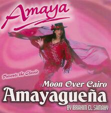 Amayaguena Belly Dance CD - Belly Dancing Music with Amaya