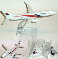 Malaysia Airlines Boeing 737 Airplane 16cm DieCast Plane Model