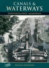 Francis Frith's Canals and Waterways: Photographic Memories,Dennis Needham