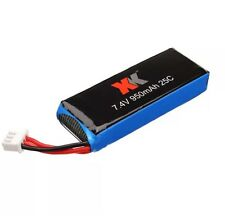 XK X251 RC Quadcopter Spare Parts 7.4V 950mAh 25C Battery UK STOCK Get It Fast