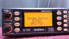 Uniden Bc796D 1000 Channel Scanner Bearcat Trunktracker Iv Apco P25