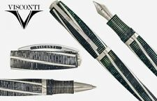 VISCONTI DIVINA CELLULOID  Metropolitan limited edition Fountain Pen
