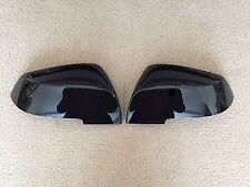 GLOSS BLACK WING MIRROR COVERS BMW 1/2/3/4 SERIES F20 F22 F23 F30 F32 F34 F36 i3